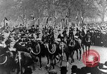 Image of funeral procession of King Edward VII London England United Kingdom, 1910, second 30 stock footage video 65675052470