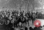 Image of funeral procession of King Edward VII London England United Kingdom, 1910, second 31 stock footage video 65675052470