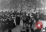 Image of funeral procession of King Edward VII London England United Kingdom, 1910, second 34 stock footage video 65675052470