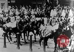 Image of funeral procession of King Edward VII London England United Kingdom, 1910, second 39 stock footage video 65675052470