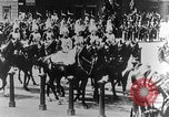 Image of funeral procession of King Edward VII London England United Kingdom, 1910, second 40 stock footage video 65675052470