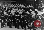 Image of funeral procession of King Edward VII London England United Kingdom, 1910, second 57 stock footage video 65675052470