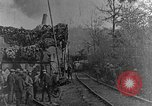 Image of British infantry soldiers firing artillery World War 1 Europe, 1916, second 11 stock footage video 65675052474