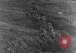 Image of British infantry soldiers firing artillery World War 1 Europe, 1916, second 51 stock footage video 65675052474