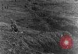 Image of British infantry soldiers firing artillery World War 1 Europe, 1916, second 54 stock footage video 65675052474