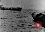Image of sinking a derelict ship United States USA, 1905, second 13 stock footage video 65675052476