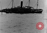 Image of sinking a derelict ship United States USA, 1905, second 36 stock footage video 65675052476
