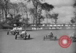 Image of Cliff Woodbury wins AAA Dirt Track Championships Detroit Michigan USA, 1927, second 46 stock footage video 65675052487