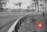 Image of Cliff Woodbury wins AAA Dirt Track Championships Detroit Michigan USA, 1927, second 50 stock footage video 65675052487
