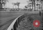 Image of Cliff Woodbury wins AAA Dirt Track Championships Detroit Michigan USA, 1927, second 52 stock footage video 65675052487