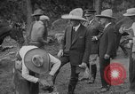 Image of President Calvin Coolidge at Mount Rushmore Black Hills South Dakota USA, 1927, second 27 stock footage video 65675052493