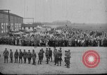 Image of Charles Lindbergh completes 3 month tour in New York Mitchel Field Long Island New York USA, 1927, second 14 stock footage video 65675052495