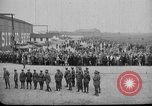 Image of Charles Lindbergh completes 3 month tour in New York Mitchel Field Long Island New York USA, 1927, second 17 stock footage video 65675052495