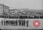 Image of Charles Lindbergh completes 3 month tour in New York Mitchel Field Long Island New York USA, 1927, second 18 stock footage video 65675052495
