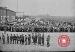 Image of Charles Lindbergh completes 3 month tour in New York Mitchel Field Long Island New York USA, 1927, second 19 stock footage video 65675052495