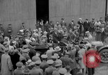 Image of Charles Lindbergh completes 3 month tour in New York Mitchel Field Long Island New York USA, 1927, second 40 stock footage video 65675052495