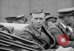 Image of Charles Lindbergh completes 3 month tour in New York Mitchel Field Long Island New York USA, 1927, second 42 stock footage video 65675052495