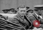 Image of Charles Lindbergh completes 3 month tour in New York Mitchel Field Long Island New York USA, 1927, second 43 stock footage video 65675052495