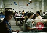 Image of Red Cross workers United States USA, 1972, second 8 stock footage video 65675052498