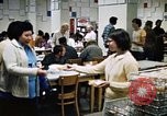 Image of Red Cross workers United States USA, 1972, second 13 stock footage video 65675052498