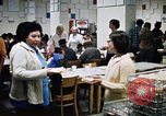 Image of Red Cross workers United States USA, 1972, second 14 stock footage video 65675052498