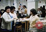 Image of Red Cross workers United States USA, 1972, second 15 stock footage video 65675052498