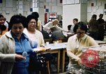Image of Red Cross workers United States USA, 1972, second 16 stock footage video 65675052498