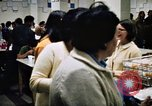 Image of Red Cross workers United States USA, 1972, second 21 stock footage video 65675052498