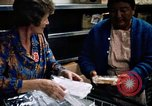 Image of Red Cross workers United States USA, 1972, second 33 stock footage video 65675052498