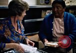Image of Red Cross workers United States USA, 1972, second 35 stock footage video 65675052498