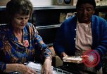 Image of Red Cross workers United States USA, 1972, second 37 stock footage video 65675052498