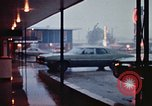 Image of water on streets Rapid City South Dakota USA, 1972, second 45 stock footage video 65675052499