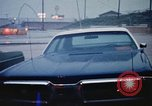 Image of water on streets Rapid City South Dakota USA, 1972, second 49 stock footage video 65675052499
