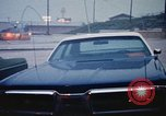 Image of water on streets Rapid City South Dakota USA, 1972, second 50 stock footage video 65675052499