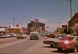 Image of traffic Rapid City South Dakota USA, 1972, second 6 stock footage video 65675052504