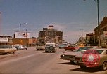 Image of traffic Rapid City South Dakota USA, 1972, second 7 stock footage video 65675052504