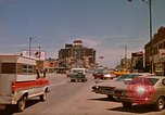 Image of traffic Rapid City South Dakota USA, 1972, second 8 stock footage video 65675052504