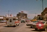 Image of traffic Rapid City South Dakota USA, 1972, second 9 stock footage video 65675052504