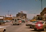 Image of traffic Rapid City South Dakota USA, 1972, second 10 stock footage video 65675052504