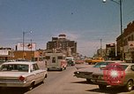 Image of traffic Rapid City South Dakota USA, 1972, second 11 stock footage video 65675052504