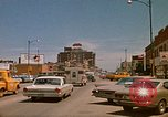 Image of traffic Rapid City South Dakota USA, 1972, second 12 stock footage video 65675052504