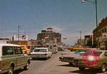 Image of traffic Rapid City South Dakota USA, 1972, second 13 stock footage video 65675052504