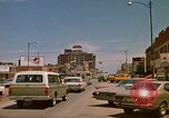 Image of traffic Rapid City South Dakota USA, 1972, second 14 stock footage video 65675052504