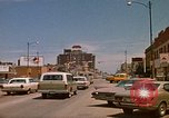 Image of traffic Rapid City South Dakota USA, 1972, second 15 stock footage video 65675052504