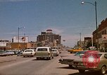 Image of traffic Rapid City South Dakota USA, 1972, second 16 stock footage video 65675052504