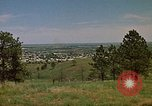 Image of traffic Rapid City South Dakota USA, 1972, second 18 stock footage video 65675052504
