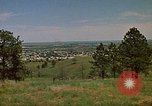 Image of traffic Rapid City South Dakota USA, 1972, second 19 stock footage video 65675052504