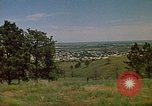 Image of traffic Rapid City South Dakota USA, 1972, second 21 stock footage video 65675052504