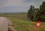 Image of traffic Rapid City South Dakota USA, 1972, second 27 stock footage video 65675052504