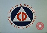 Image of Civil Defense Rapid City South Dakota USA, 1972, second 35 stock footage video 65675052509